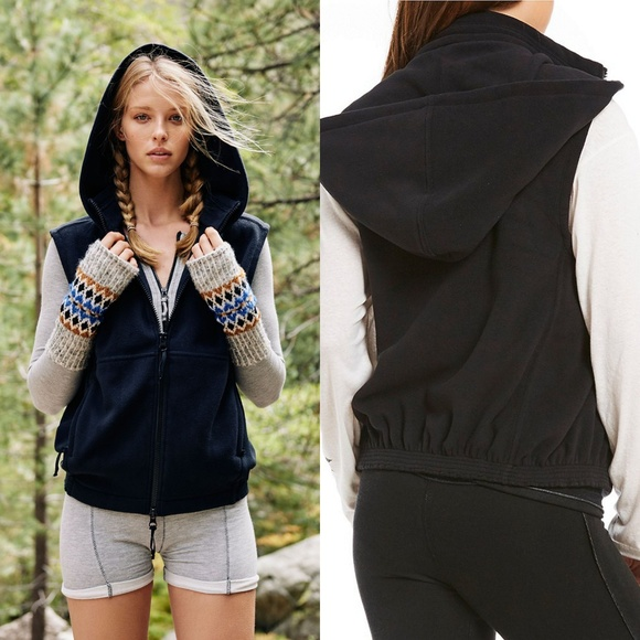 Free People Jackets & Blazers - NWT Free People Higher Ground Vest
